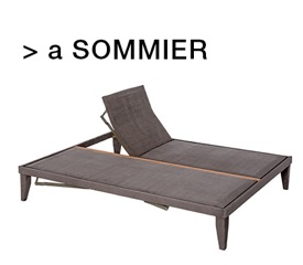 Sommier Simply bed