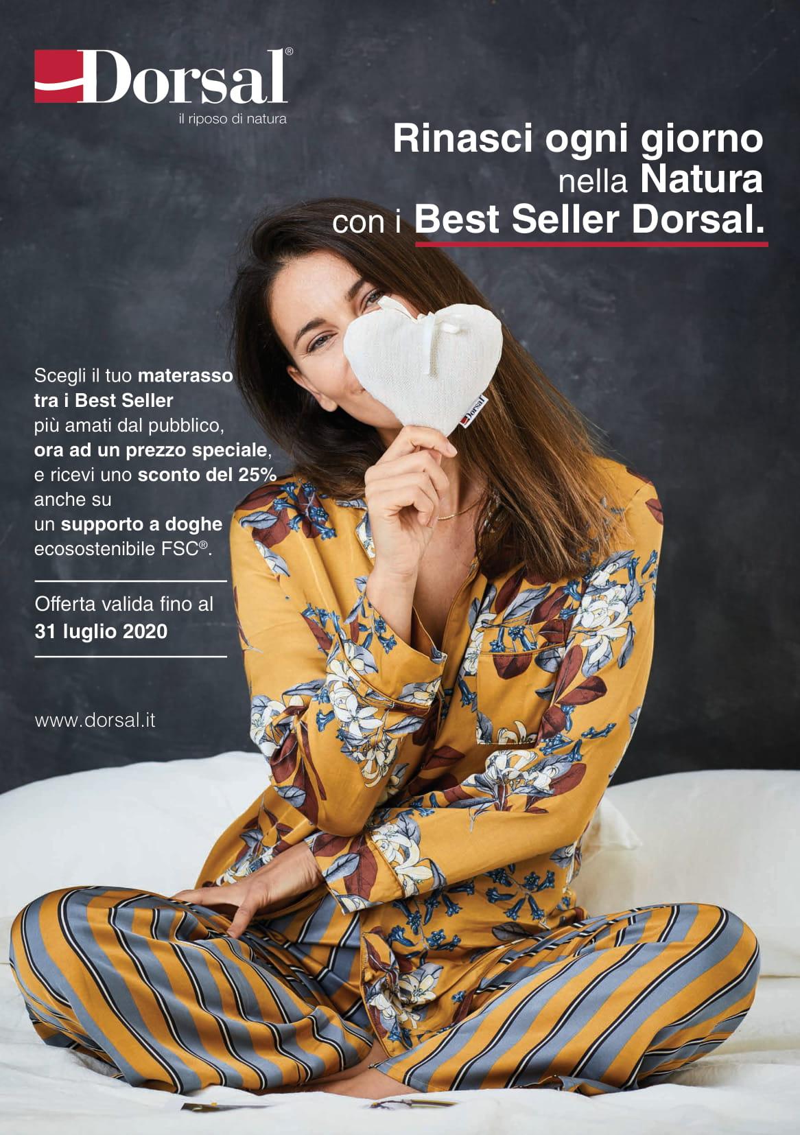 Promo Dorsal estate 2020